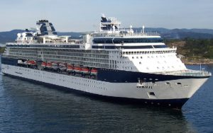 Live Cruise Ship Tracker for Celebrity Summit, Celebrity Cruises