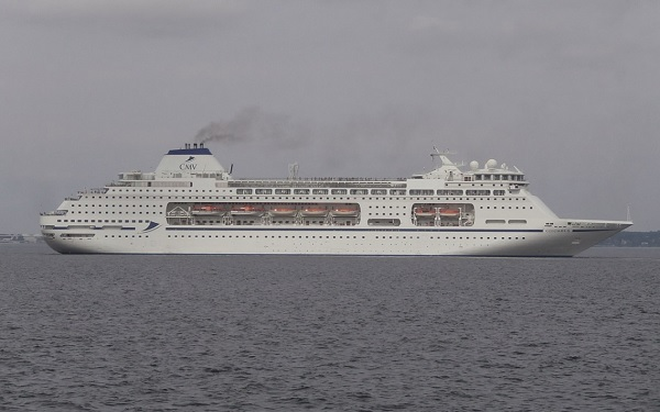 Live Cruise Ship Tracker for Columbus, Cruise & Maritime Voyages