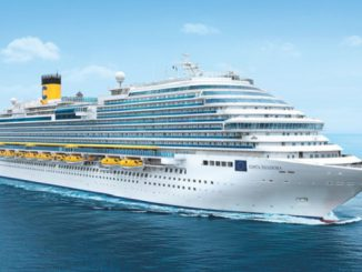Costa Diadema Cruise Ship Tracker App, vessel tracker by name and live cruise ship positions Costa Cruises