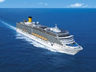 Costa Fascinosa Cruise Ship Tracker App, vessel tracker by name and live cruise ship positions Costa Cruises