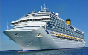 Live Cruise Ship Tracker for Costa Favolosa, Costa Cruises