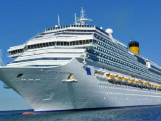 Costa Favolosa Cruise Ship Tracker App, vessel tracker by name and live cruise ship positions Costa Cruises