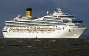 Live Cruise Ship Tracker for Costa Magica, Costa Cruises