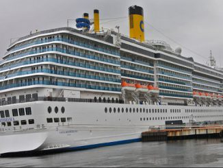 Costa Mediterranea Cruise Ship Tracker App, vessel tracker by name and live cruise ship positions Costa Cruises