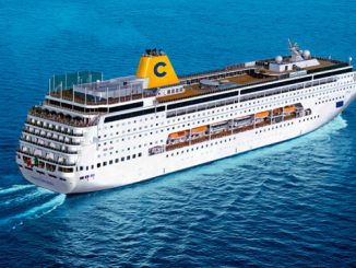 Costa neoRiviera Cruise Ship Tracker App, vessel tracker by name and live cruise ship positions Costa Cruises
