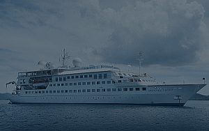 Live Cruise Ship Tracker for Crystal Esprit, Crystal Cruises