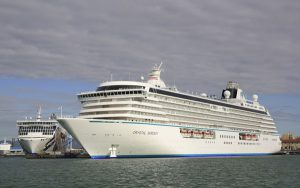 Live Cruise Ship Tracker for Crystal Serenity, Crystal Cruises