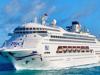 Dawn Cruise Ship Tracker App, vessel tracker by name and live cruise ship positions P-and-O Cruises
