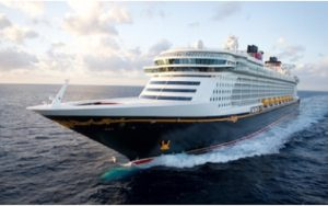 Live Cruise Ship Tracker for Disney Dream, Disney Cruise Line