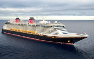 Live Cruise Ship Tracker for Disney Fantasy, Disney Cruise Line