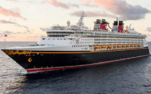 Live Cruise Ship Tracker for Disney Magic, Disney Cruise Line