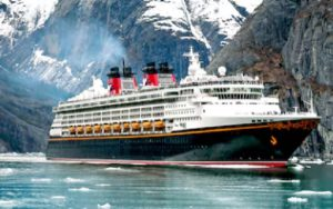 Live Cruise Ship Tracker for Disney Wonder, Disney Cruise Line