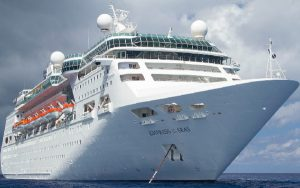Live Cruise Ship Tracker for Empress Of The Seas, Royal Caribbean Cruise Line