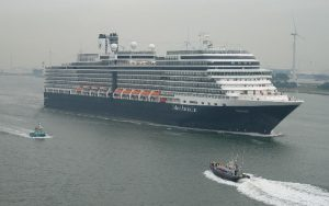 Live Cruise Ship Tracker for MS Eurodam, Holland America Line