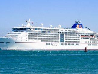 Live Cruise Ship Tracker for MS Europa 2, Hapag-Lloyd Cruises