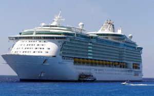 Live Cruise Ship Tracker for Freedom Of The Seas, Royal Caribbean Cruise Line
