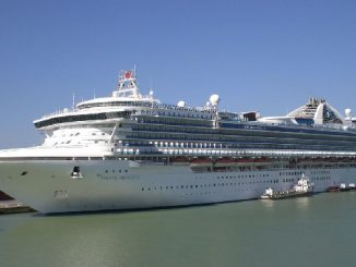 Live Cruise Ship Tracker for Grand Princess, Princess Cruises