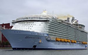 Live Cruise Ship Tracker For Harmony Of The Seas Royal Caribbean - Royal caribbean ship tracker