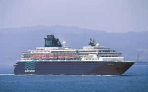 Live Cruise Ship Tracker for MV Horizon, Pullmantur Cruises