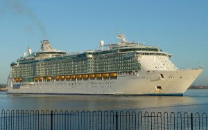 Live Cruise Ship Tracker for Independence Of The Seas, Royal Caribbean Cruise Line
