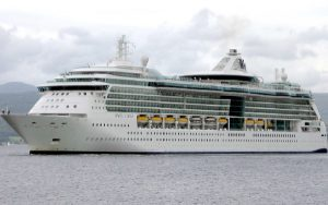 Live Cruise Ship Tracker for Jewel Of The Seas, Royal Caribbean Cruise Line