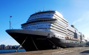 Live Cruise Ship Tracker for MS Koningsdam, Holland America Line