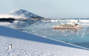 Live Cruise Ship Tracker for Le Soléal, Ponant Cruises