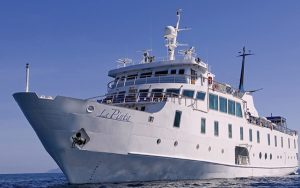Live Cruise Ship Tracker for La Pinta, Un-Cruise Adventures