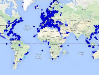 Live Cruise Ship Tracker / Real Time Cruise Ship Tracking / Cruise Ships Tracked Worldwide