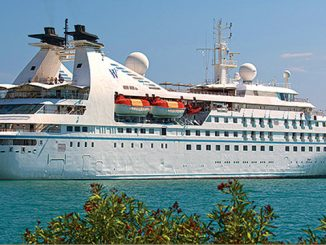 Live Cruise Ship Tracker for Star Breeze, Windstar Cruises