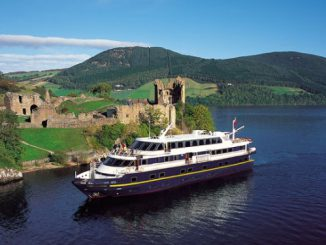 Live Cruise Ship Tracker for Lord of the Glens, Lindblad Expeditions
