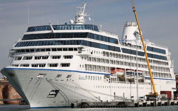 MS Nautica Cruise Ship Tracker App vessel tracker by name and live cruise ship positions Oceania Cruises