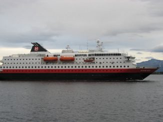 Live Cruise Ship Tracker for MS Richard With, Hurtigruten Cruises