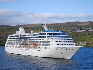 MS Sirena Cruise Ship Tracker App, vessel tracker by name and live cruise ship positions Renaissance Cruises
