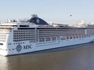 MSC Magnifica Cruise Ship Tracker App, vessel tracker by name and live cruise ship positions MSC Cruises