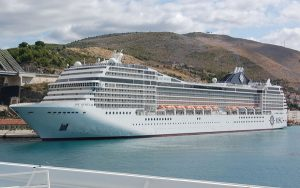 Live Cruise Ship Tracker for MSC Musica, MSC Cruises