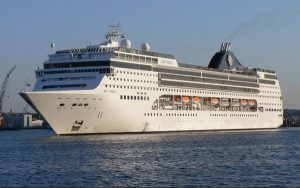 Live Cruise Ship Tracker for MSC Opera, MSC Cruises