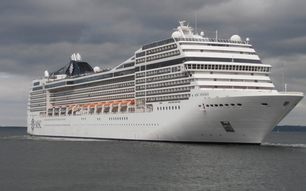 Live Cruise Ship Tracker, Tracking Top 58 Cruise Lines 500