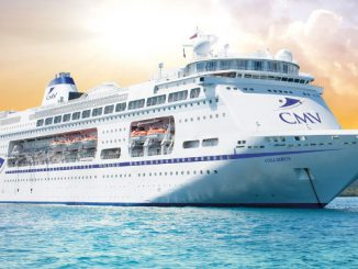 MV Columbus Cruise Ship Tracker App vessel tracker by name and live cruise ship positions Cruise and Maritime Voyages