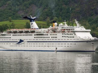 Live Cruise Ship Tracker for Magellan, Cruise & Maritime Voyages
