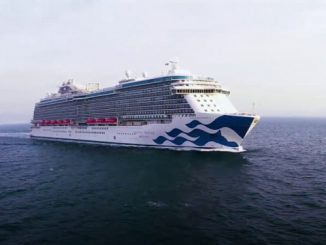 Live Cruise Ship Tracker for Majestic Princess, Princess Cruises