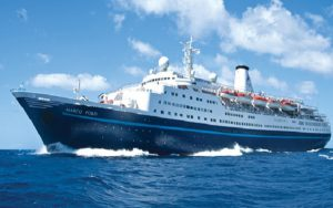 Live Cruise Ship Tracker for Marco Polo, Cruise & Maritime Voyages