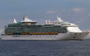 Live Cruise Ship Tracker for Mariner Of The Seas, Royal Caribbean Cruise Line