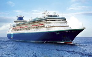 Live Cruise Ship Tracker for MS Monarch, Pullmantur Cruises
