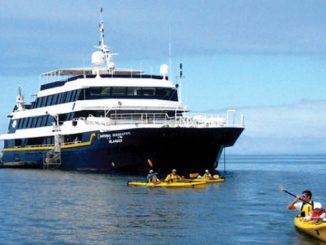 Live Cruise Ship Tracker for National Geographic Islander, Lindblad Expeditions
