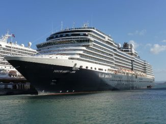 Live Cruise Ship Tracker for MS Nieuw Amsterdam, Holland America Line