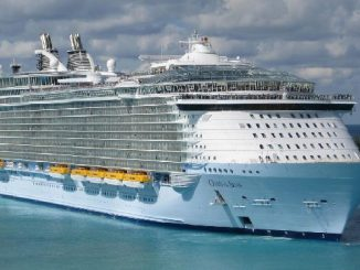 Live Cruise Ship Tracker For Enchantment Of The Seas Royal - Royal caribbean cruise ship tracker
