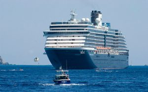 Live Cruise Ship Tracker for MS Oosterdam, Holland America Line