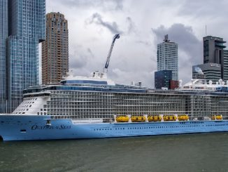 Live Cruise Ship Tracker For MS Sirena Oceania Cruise Line Live - Positions on a cruise ship