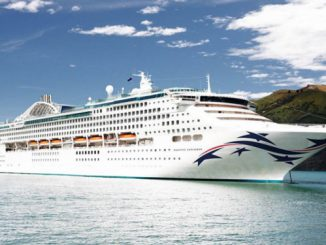Live Cruise Ship Tracker for P&O Pacific Explorer, P&O Cruises